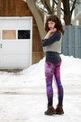 Galaxy-romwe-leggings