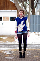 polar bear unknown sweater