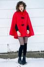 Black-slip-heritage-1981-dress-black-target-sweater-black-polka-dots-fred-fl