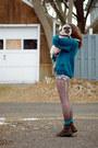 Doc-martens-boots-polka-dot-unknown-shirt-floral-mink-pink-shorts
