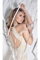 Аccessorize earrings - asos dress - Аccessorize bracelet