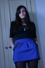 Black-zara-top-blue-blanco-skirt-black-tights-black-zara-shoes