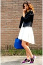 H-m-dress-gio-goi-jacket-zara-bag-nike-sneakers