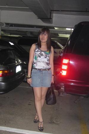 dress - Kamiseta skirt - Promod shoes - cuteturemultiplycom accessories