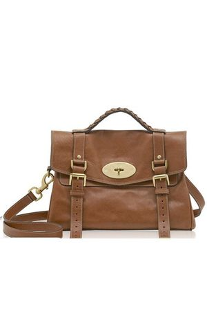 brown Mullbery purse