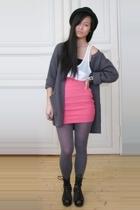 Jeffrey Campbell - bandage skirt H&M Trend