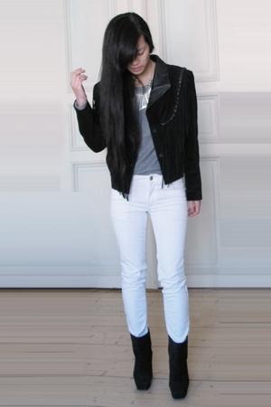 vintge - H&M - H&M - Acne Jeans