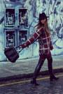 Black-otk-zara-boots-black-old-spitalfields-market-hat