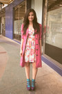 Hot-pink-hong-kong-coat