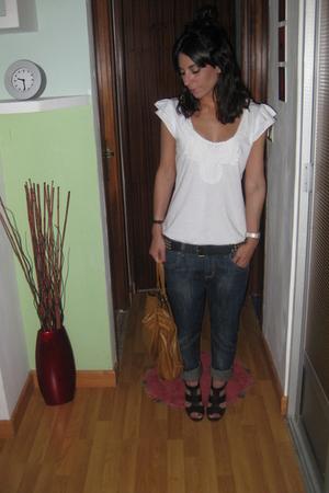 Zara shirt - Bershka jeans