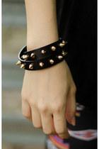 Spike Stud Wraparound Bracelet