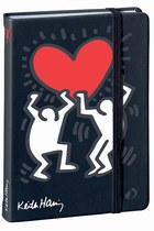 LIMITED EDITION KEITH HARING BOUND JOURNAL MEDIUM (MORE DESIGNS)