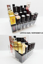LIPSTICK BAR MAKE UP ORGANIZER