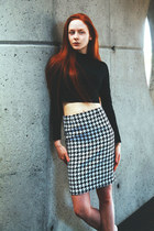 VERYHONEYCOM skirt - VERYHONEYCOM top