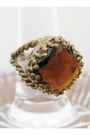 Bronze-vintage-west-germany-ring