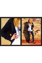 Levis pants - H&M shirt - H&M jacket - Topshop shoes