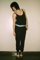 Zara pants - calvin klein shoes