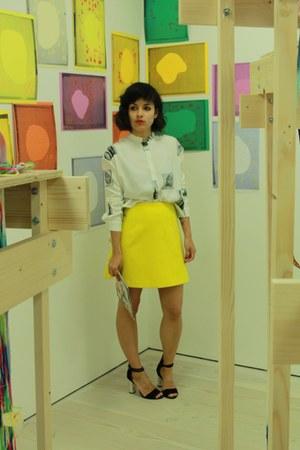 D eFFECT shirt - Deffect skirt