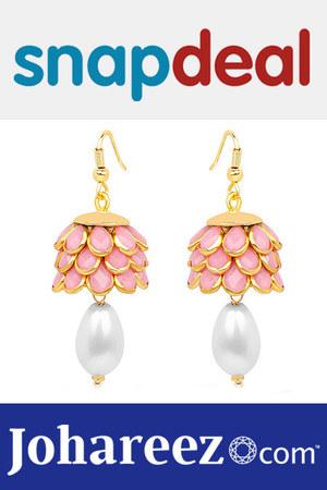 Johareez earrings - Johareez bracelet - Johareez necklace