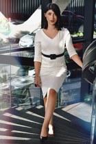 cream Lookbook Store dress