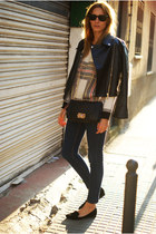 Topshop jeans - Romwecom jacket - PERSUNMALL jumper