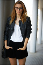Kate Moss for Topshop jacket - Sfera shirt - Zara shorts