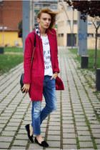 Zara jeans - Romwecom cardigan