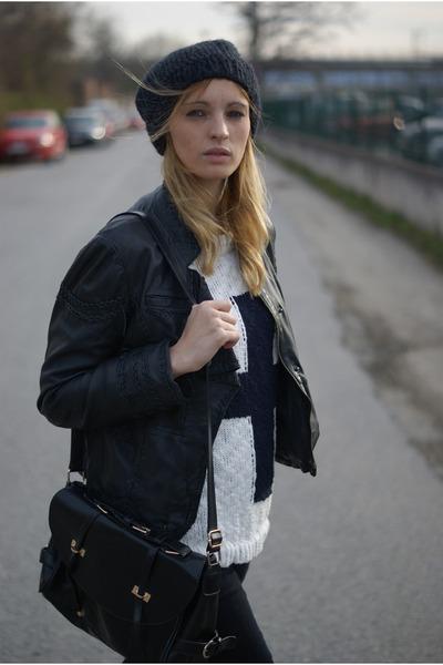 Zara jeans - Topshop jacket - Primark jumper