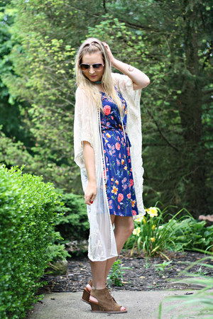 floral print The Carriage House Boutique dress