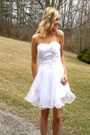 White-dress-dress