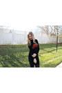 Black-velvet-rose-amiclubwear-dress