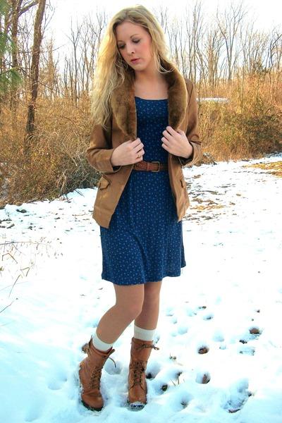 Forever 21 Dresses, Belts, Jackets, Forever 21 Socks, Boots