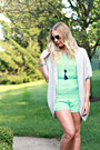Mint-the-carriage-house-boutique-romper-studded-bearpaw-sandals