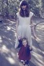 Bone-ring-julia-deville-accessories-fleur-wood-dress-mimco-flats