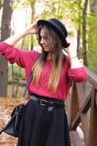 H&M hat - H&M sweater