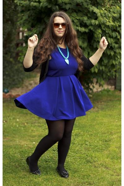 blue Ebay dress