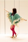 Fish-looking-custom-made-from-hk-shoes-fringed-irregular-choice-cape