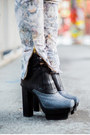 Jeffrey-campbell-boots-american-eagle-sweater-azul-by-moussy-blazer