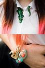 Anna-dello-russo-x-h-m-accessories-glitter-topshop-boots-candy-furla-bag