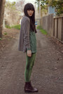 Gusseted-boots-madewell-boots-sweater-velvet-american-apparel-leggings