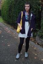 Bs As shoes - Patronato leggings - Patronato dress - Topshop sweater - Orange&Bl