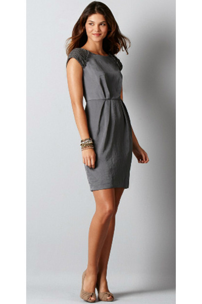 Christmas dress blouses - Charcoal Grey Dress Charcoal Grey Dresses