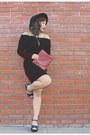 Velvet-lbd-von-vixen-vintage-dress