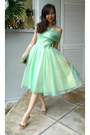 1950s-chiffon-vintage-dress