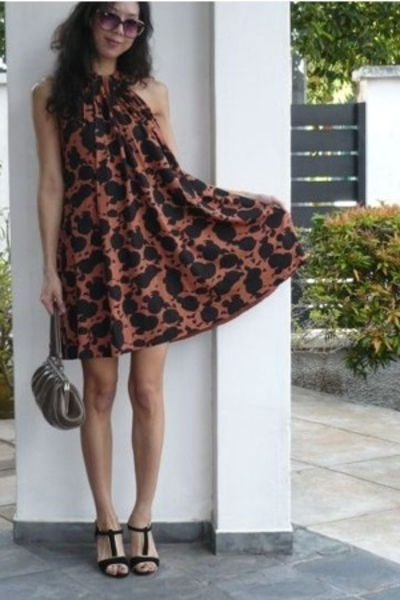 Rachel Pally dress - Paul and Joe Sister shoes