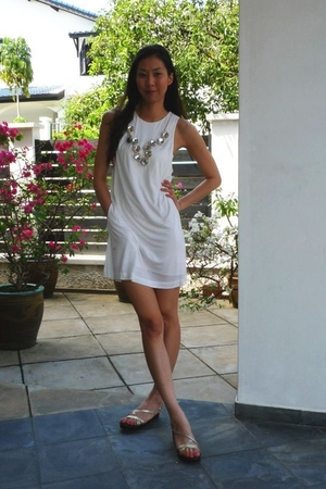 white 31 phillip lim dress