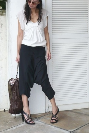 VANESSA BRUNO blouse - abyzz pants
