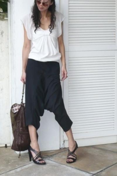 VANESSA BRUNO blouse - abyzz pants