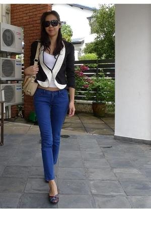 Baylene blazer - goldsign jeans