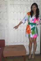pop art tunic